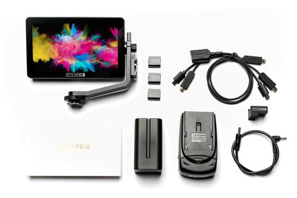 SmallHD Focus OLED HDMI Monitor Blackmagic Pocket Camera Bundle *EOL*