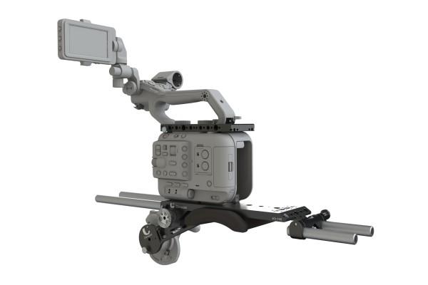 Kit LWS +Topplate + Handgrip Extension + Rearrods for Sony ILME-FX6