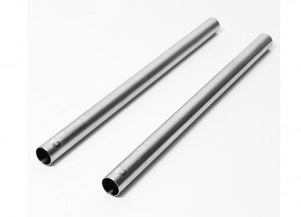 Bright Tangerine Drumstix 19mm Sterling Titanium Support Rods