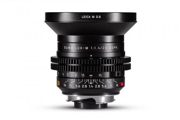 Leitz 28mm M 0.8 Leitz f/1.4