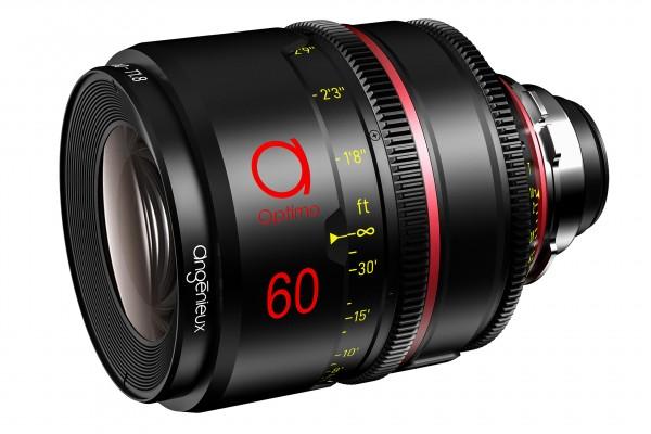 Angénieux 60mm Optimo Prime