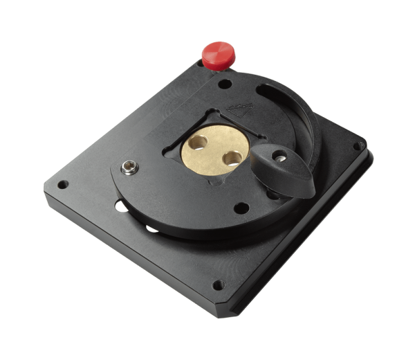 Upgrade Innovations VESA Quick Release & Landscape/Portrait Mount Adapter - QR-L/P Receiver Plate