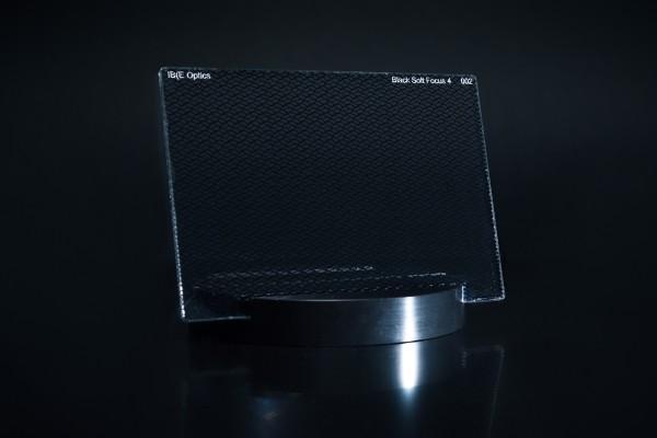 "IB/E Aesthetic Filter Black Soft Focus IV 4x5.65"""