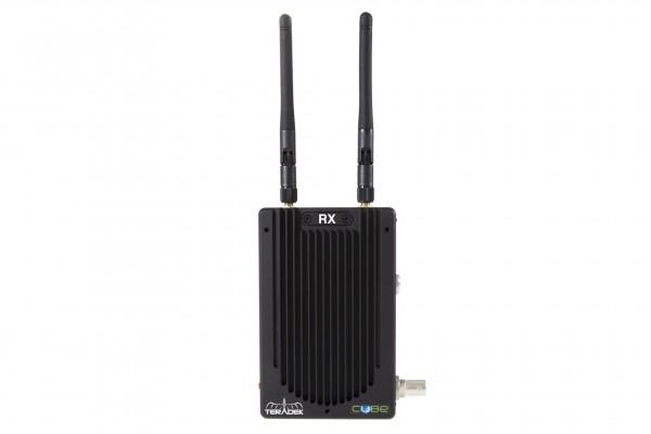 Teradek CUBE-775 HEVC/AVC (H.265/H.264) Decoder SDI/HDMI GbE WiFi