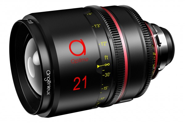 Angénieux 21mm Optimo Prime