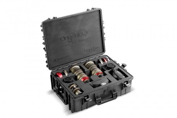 Hard Travel Case for Angénieux EZ-1/EZ-2 Lens