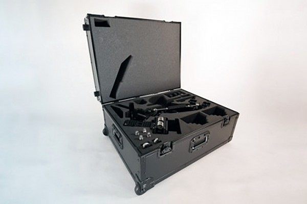 Flowcine Black Case Pro, wheel case