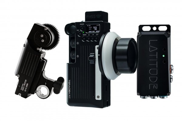 Teradek RT MDR.M 2-CH Wireless Lens Control Kit (Latitude-M Receiver MK3.1 4-Axis Controller)