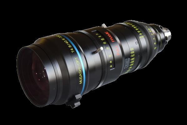 Takumi 40.6-332mm Zoom T4.8