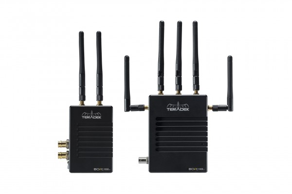 Teradek Bolt LT 1000 Wireless HD-SDI Transmitter/Receiver Set