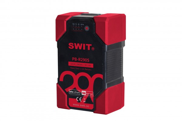 Swit PB-R-R290S Heavy Duty Li-ion Battery 290Wh Sony & RED new