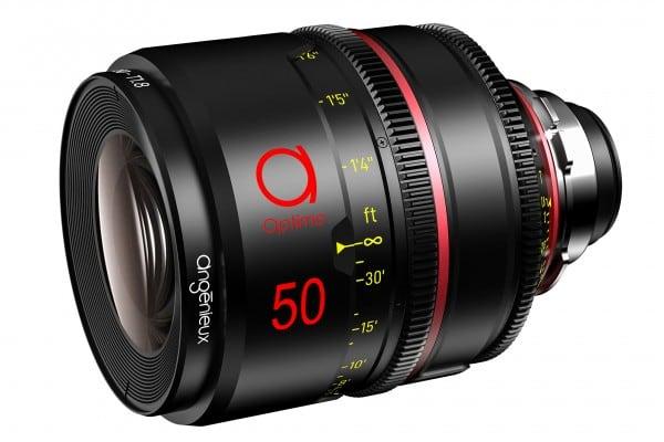 Angénieux 50mm Optimo Prime