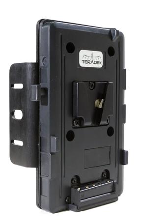 Teradek Bolt Transmitter Single Batteery Plate V-Mount