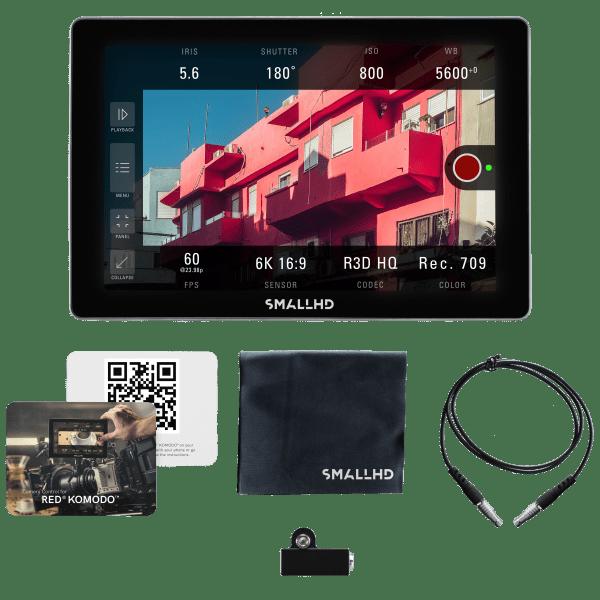 SmallHD Cine 7 Smart Monitor with Camera Control for RED® KOMODO™