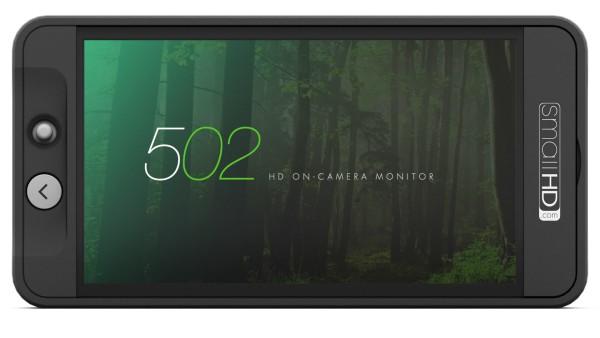 SmallHD 502 HDMI/SDI On-Camera Monitor *EOL*