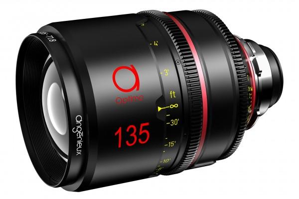 Angénieux 135mm Optimo Prime