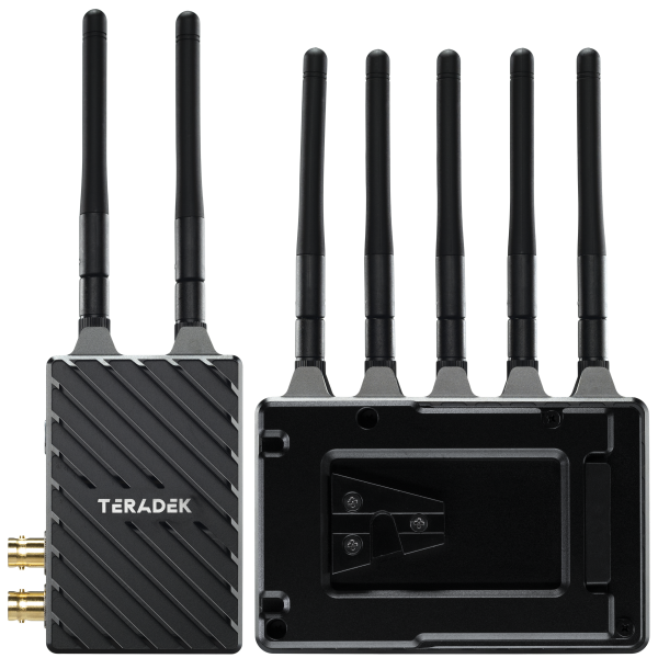 Teradek Bolt 4K LT 1500 Wireless Transmitter/Receiver Set