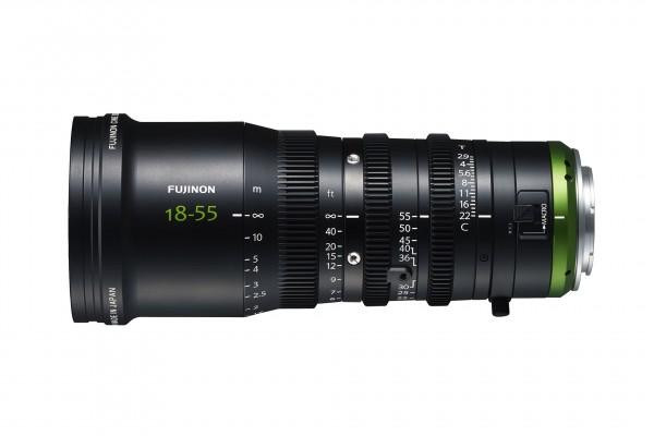 Fujinon MK 18-55mm T2.9 Cine Lens
