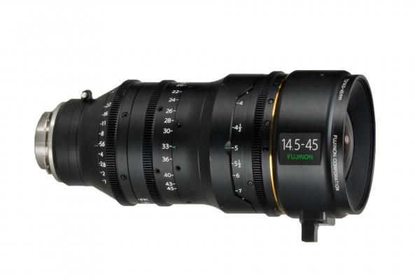 Fujinon HK 3.1x14.5 T2.0 Cine Lens