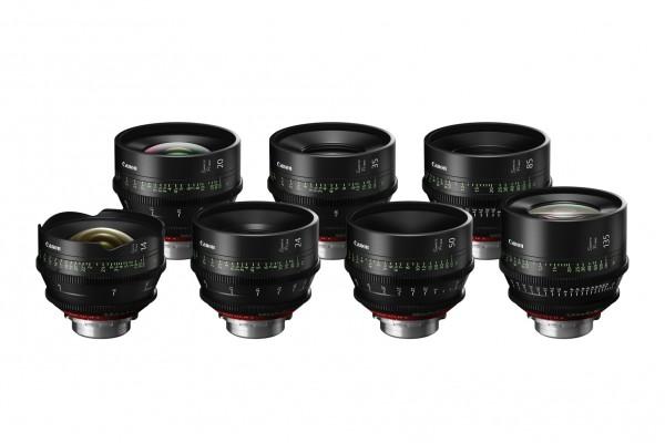 Canon Sumire Prime Set