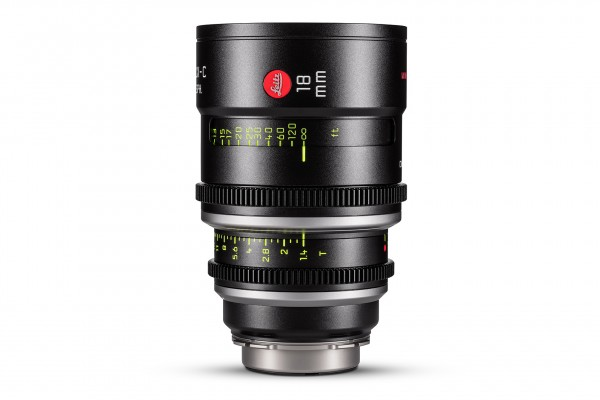 Leitz 18mm Summilux-C™ T1.4 PL Mount