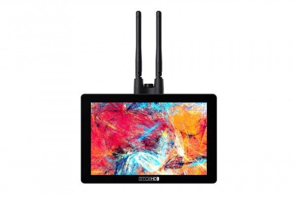"""SmallHD Cine7 7"""", 1800Nits, DCI-P3 Color Monitor with built-in Full-HD Teradek Bolt 500 TX"""