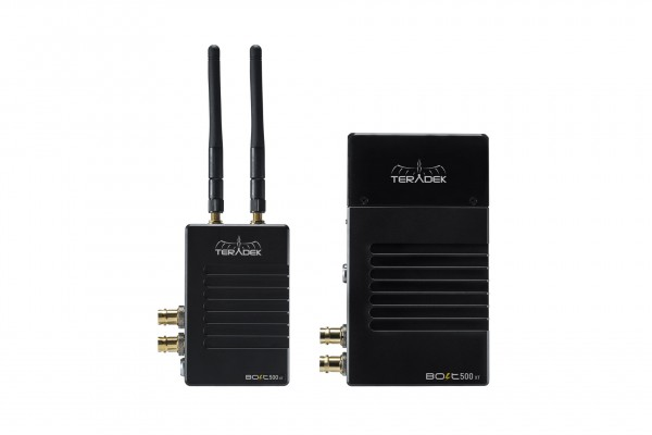 Teradek Bolt XT 500 Wireless HD-SDI/HDMI Transmitter/Receiver Set *EOL*