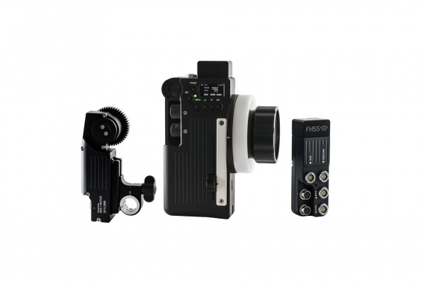 Teradek RT Wireless Lens Control Kit (MK3.1 Receiver, MK3.1 Controller) 3-Channel, 4-Axis