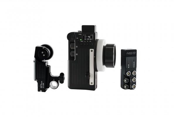 Teradek RT Wireless Lens Control Kit (MK3.1 Receiver, MK3.1 Controller) 3-Channel, 4-Axis