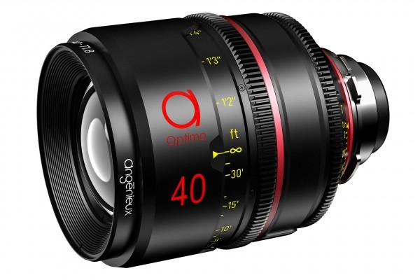 Angénieux 40mm Optimo Prime