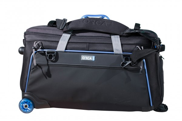 Orca Shoulder Bag with Built in Trolley