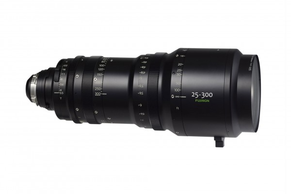 Fujinon ZK 12x25 T3.5 Cine Lens