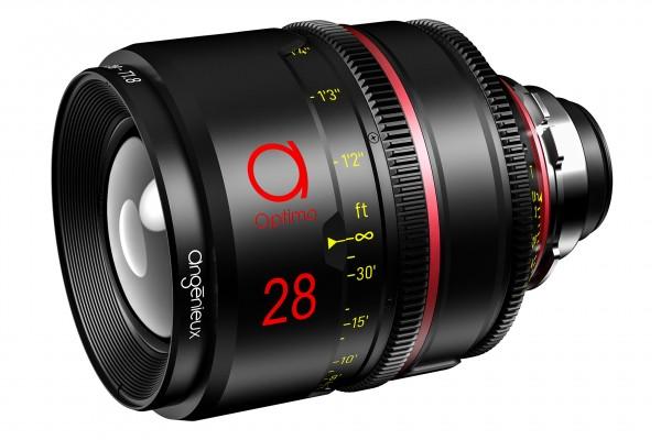 Angénieux 28mm Optimo Prime