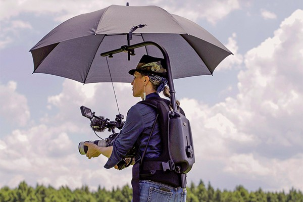 Easyrig Umbrella with holder for Minimax