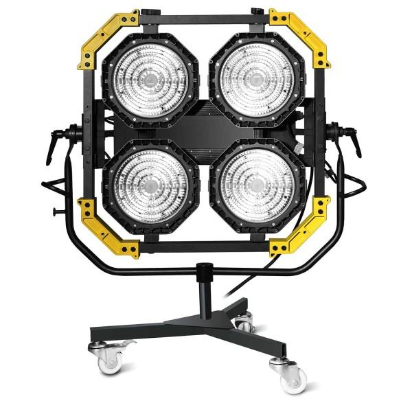 Lightstar LUXED-4 Bi-Color LED Spotlight (720W) w/ Lumenradio