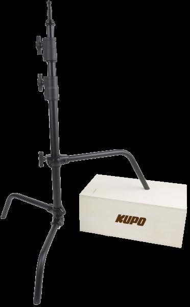 "KUPO CS-20MB 20"" C-Stand with sliding leg,Black"