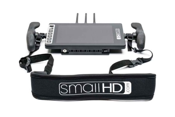 SmallHD Adjustable neck strap for SmallHD monitors with handles