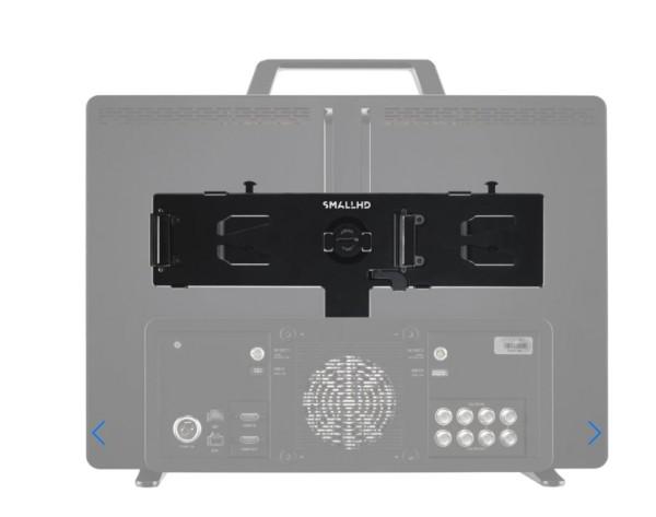 SmallHD Dual V-Mount Plus Battery Bracket (14V/26V) for 4K Monitors