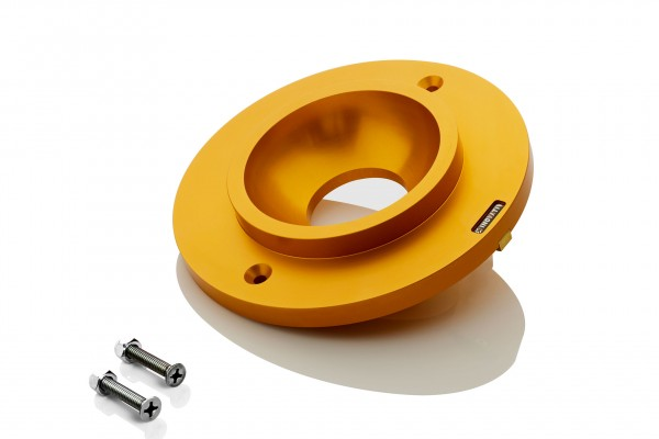 INOVATIV 100mm Ball Plate and Hardware