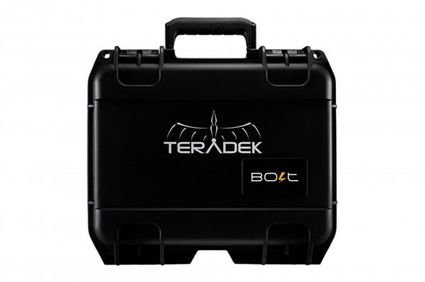 Teradek Protective Case for Bolt 500/1000/3000 XT Fits up to 2 RX's