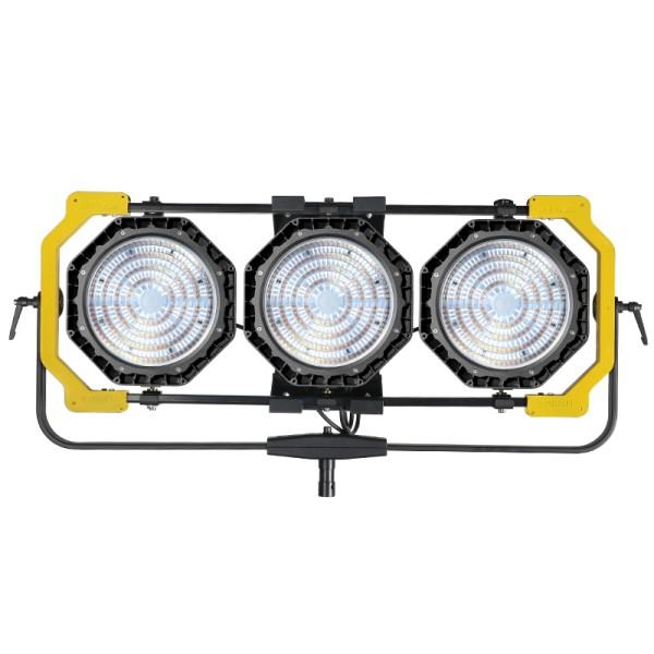 Lightstar LUXED-3 Bi-Color LED Spotlight (540W) w/ Lumenradio
