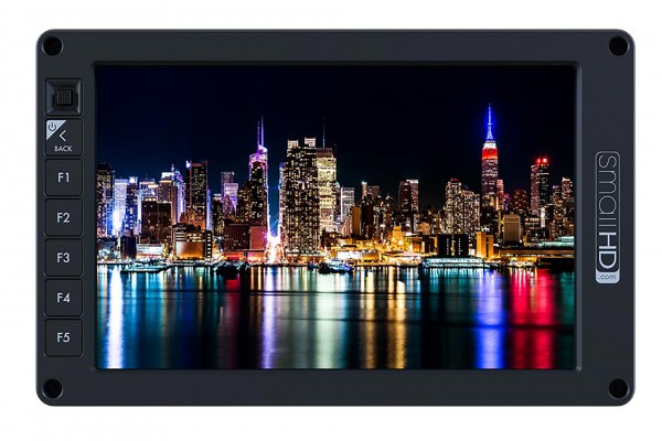 "SmallHD 702-OLED 7.7"" 1280x800 OLED Monitor with Wide Color Gamut, HD-SDI/HDMI and 300Nits"