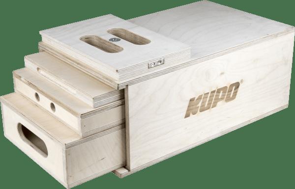 KUPO KAB-41K Nesting Apple Box Set