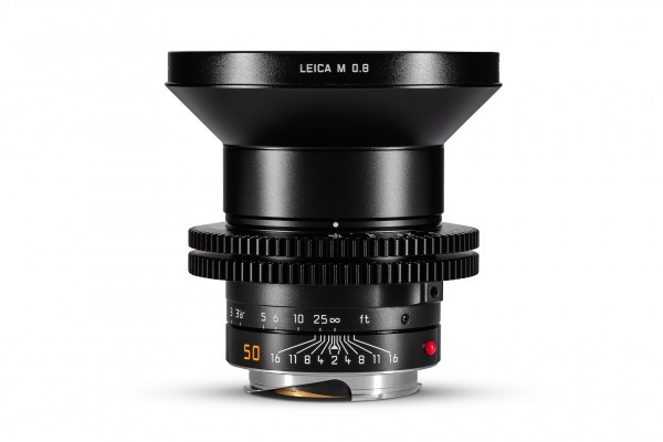 Leitz 50mm M 0.8 f/1.4