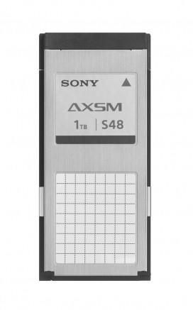 Sony AXS, 1 TB, 4.8 Gbps