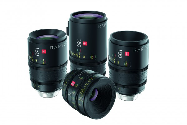 Raptor Full Lens Set