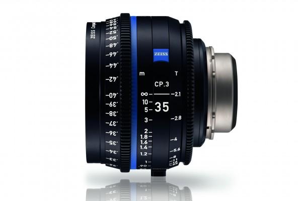 Zeiss CP.3 Lens