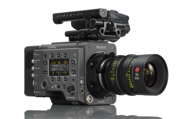 Sony VENICE CineAlta 6K FullFrame camera