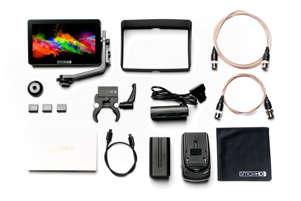 SmallHD Focus OLED SDI Monitor Gimbal Kit