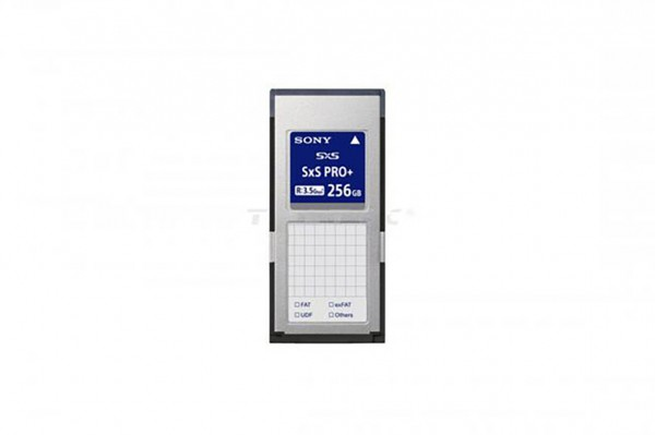 Sony SxS PRO+, Express Card, 256 GB